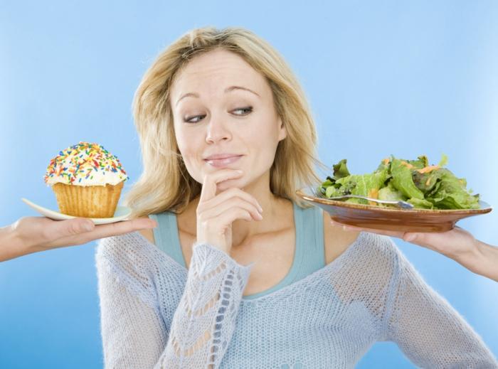 effektives abnehmen süßigkeiten salate