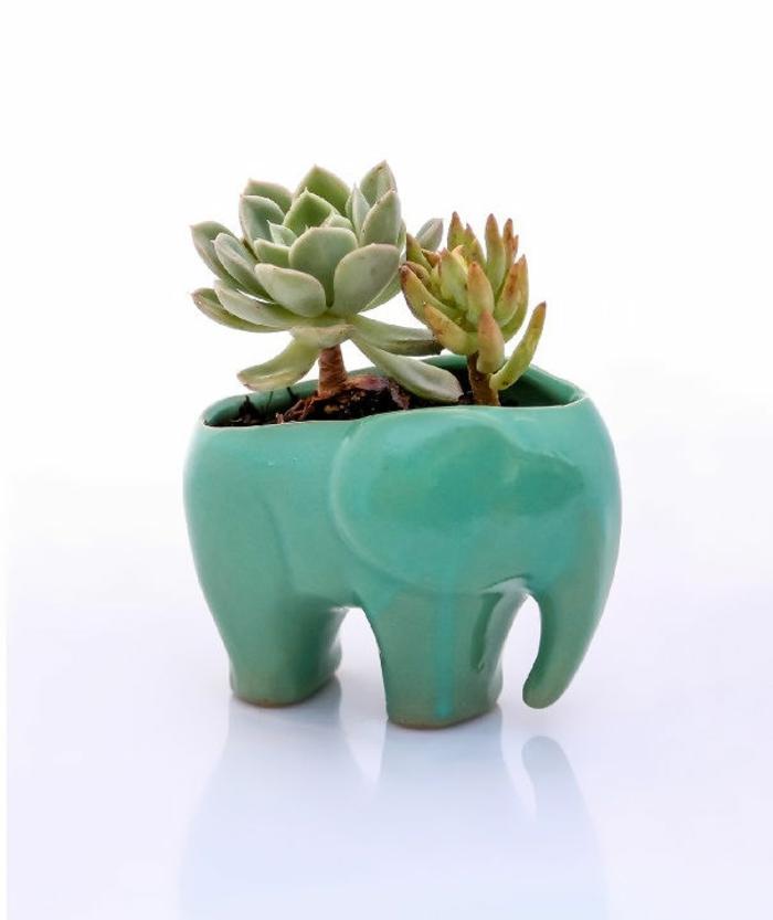 elefanten-figuren-topfpflanzen-deko-elefant-kübel