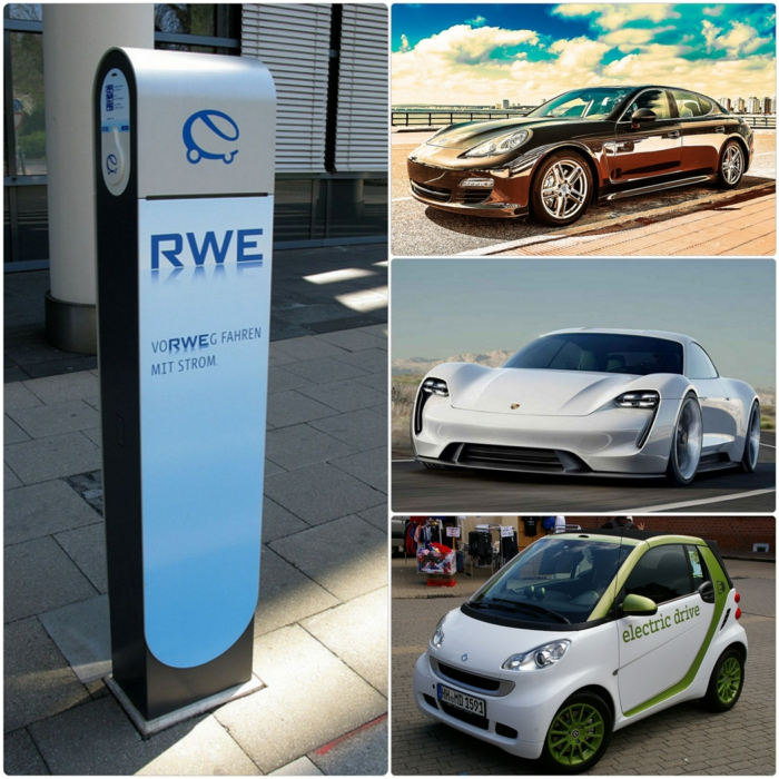 elektroauto ladestation sonnenenergie auto modelle mit strom