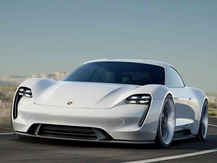 elektroauto ladestation sonnenenergie porshe automodelle