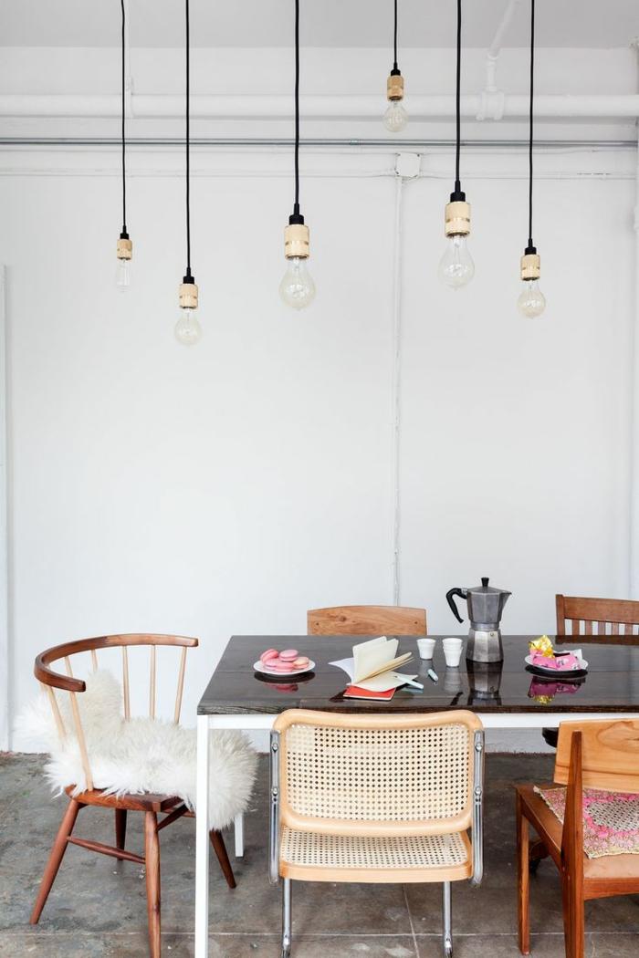 Designer Esstisch Stühle träumen sie einem designer esstisch in ihrem essbereich