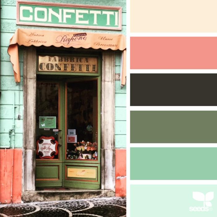 farbpalette konfetti farben @colourspeak_kerry_