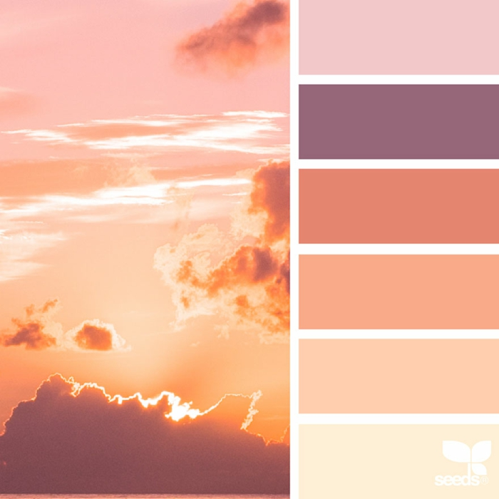 farbpalette sonnenfarben @ozgecenberci