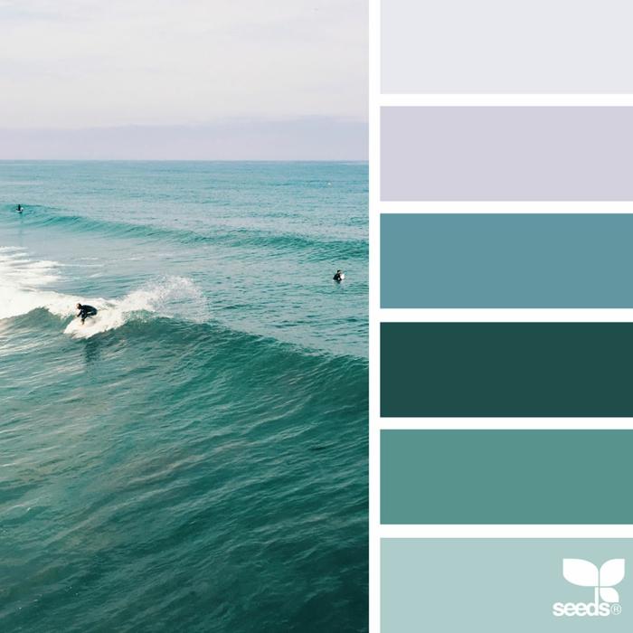 farbpalette surf farben @lizlangley