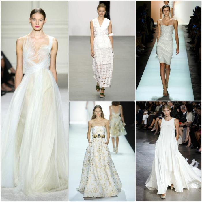 fashion week die schönsten hochzeitskleider 2016