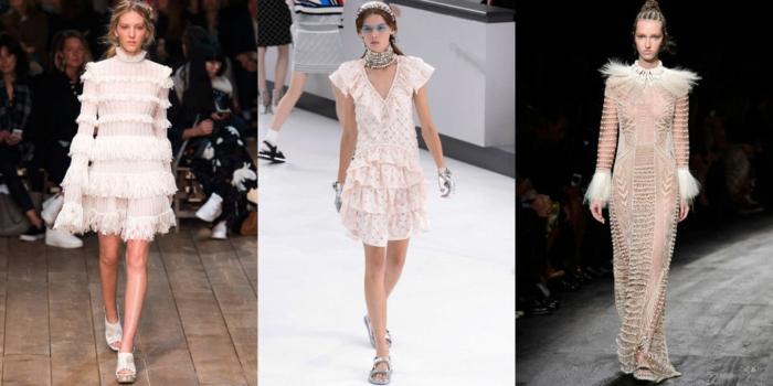 fashion week die schönsten hochzeitskleider