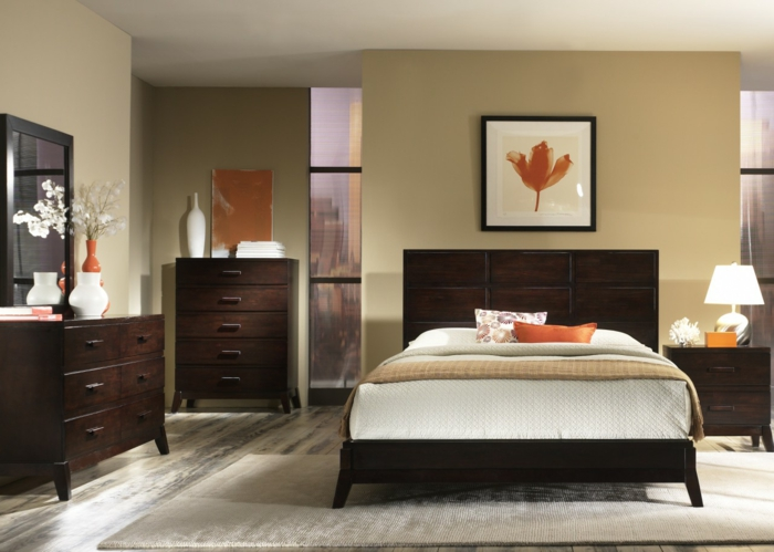 grundregeln bei dem feng shui schlafzimmer. Black Bedroom Furniture Sets. Home Design Ideas