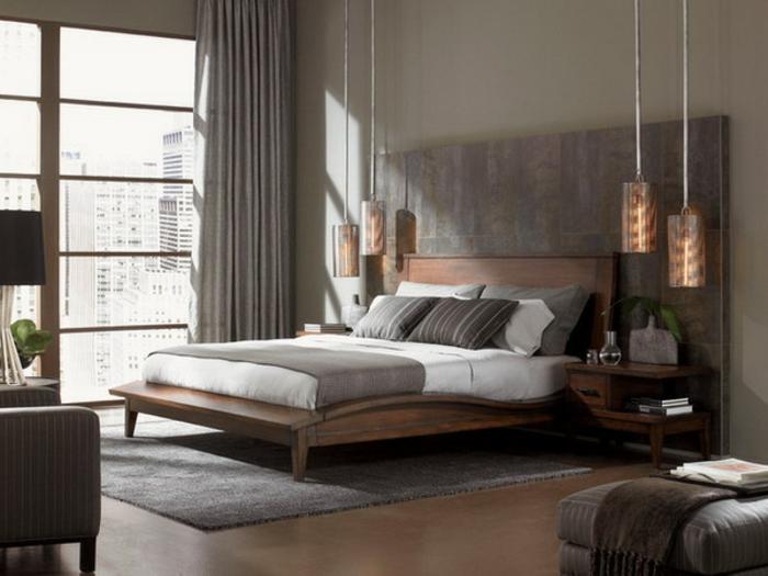 feng shui schlafzimmer neutrale farbtöne graue nuancen