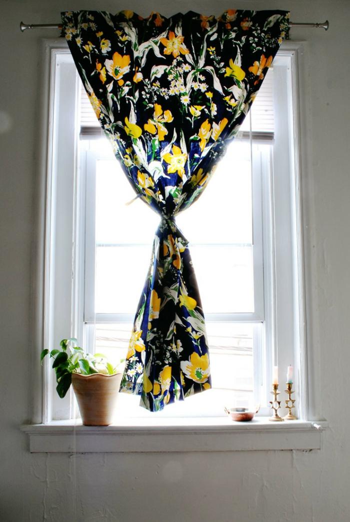 Brief Falten Mit Fenster : Gardinen nähen nützliche tipps und schöne ideen