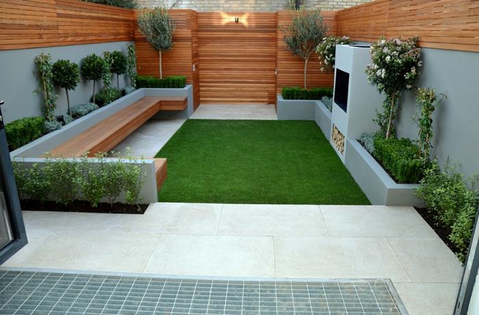 Galerry design ideas for very small gardens