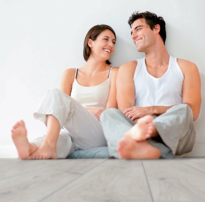 gemütliches zuhause laminatboden verlegen innendämmung trittschaldämmung