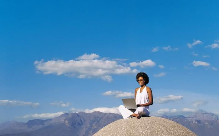 glückliches leben work life balance erreichen