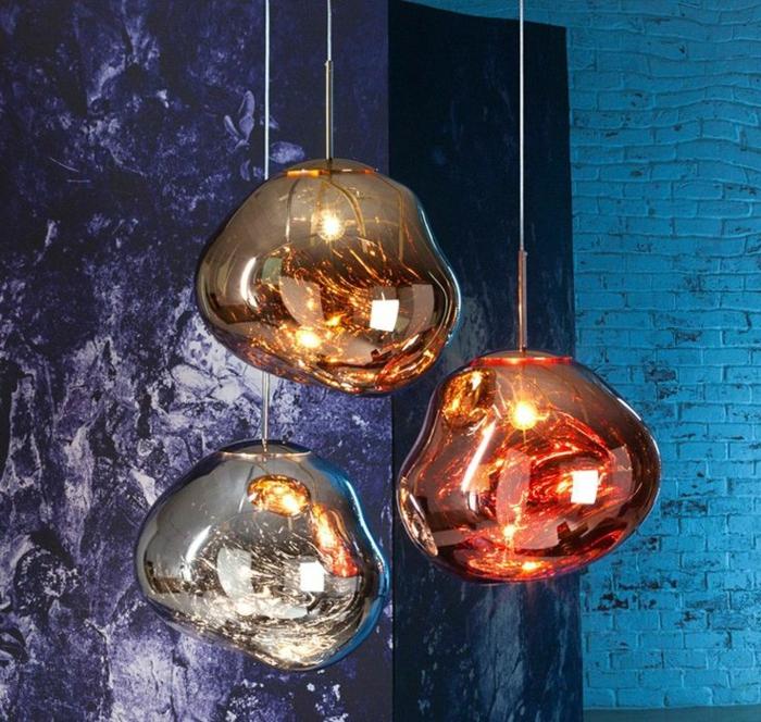 15 h ngelampen designs aus mundgeblasenem glas. Black Bedroom Furniture Sets. Home Design Ideas