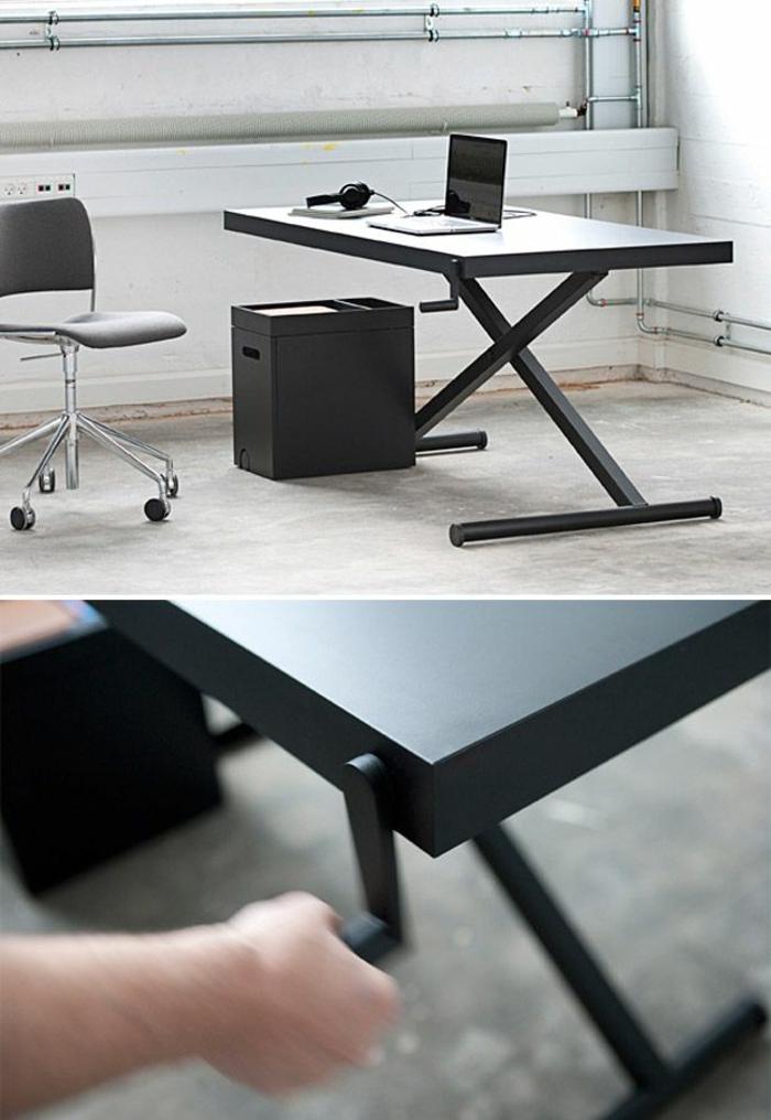 höhenverstellbarer schreibtisch flexible und hochwertige möbel