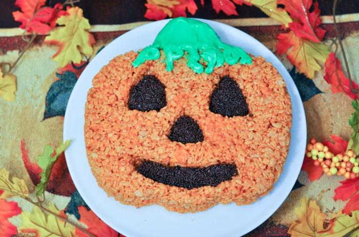 halloween essen ideen kürbis halloween ideen
