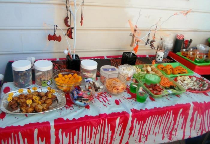 halloween essen und party ideen die erwachsene echt