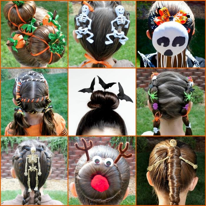 halloween frisuren mädchen halloween kostüme für kinder