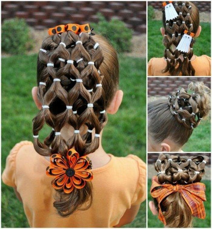 Halloween Frisuren 20 Inspirierende Kinderfrisuren Für Den Abend