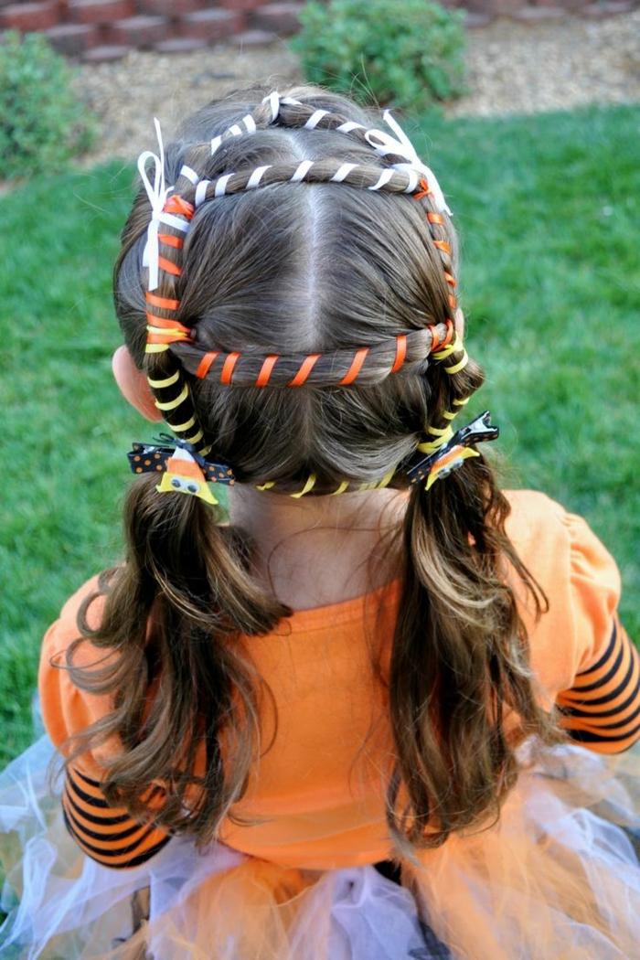 halloween frisuren und coole kinderfrisuren für halloween