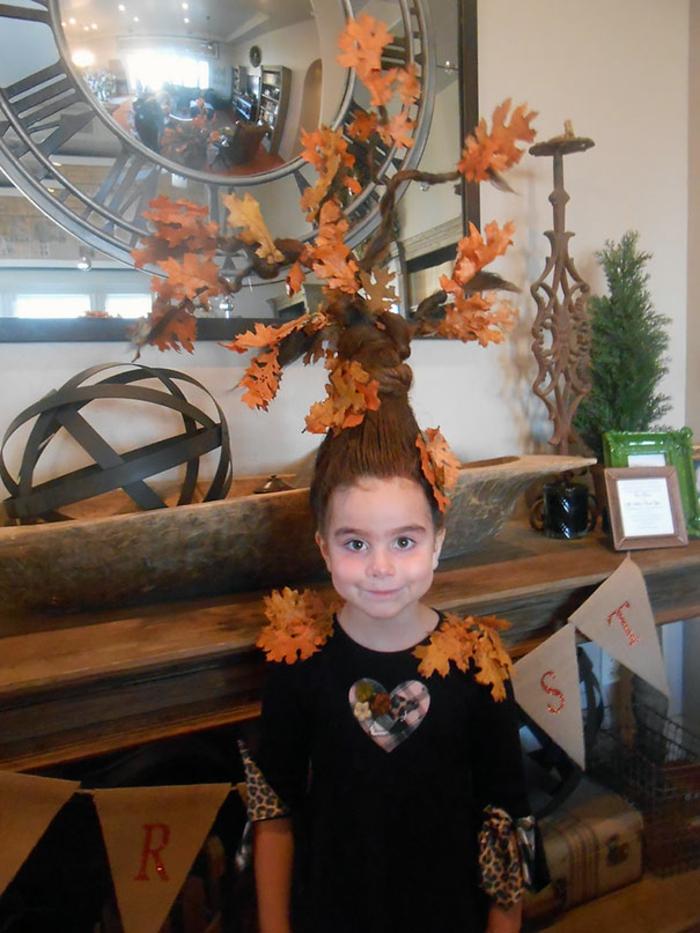 halloween frisuren und coole kinderfrisuren und kostüme für halloween