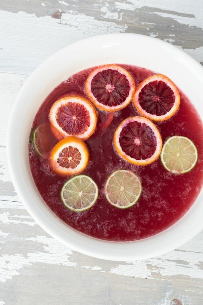 halloween getränke für kinder rezepte mit orangen