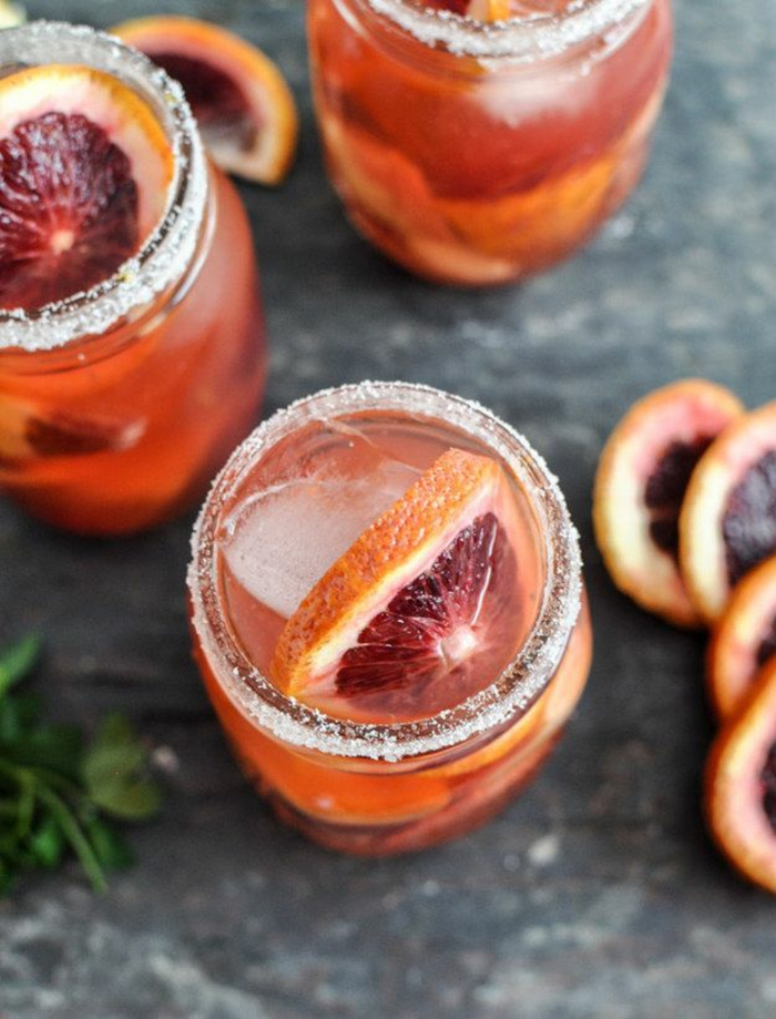 halloween getränke für kinder rezepte mit zimt und orangen