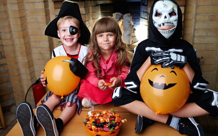 halloween ideen kinderkostüme halloween party ideen