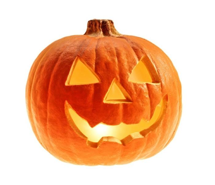 halloween masken Jack O' Lantern geschnitzter kürbis
