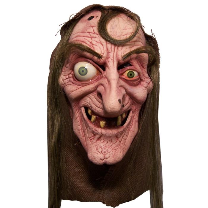 halloween masken hexe