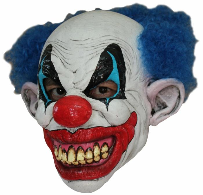 halloween masken joker böser clown