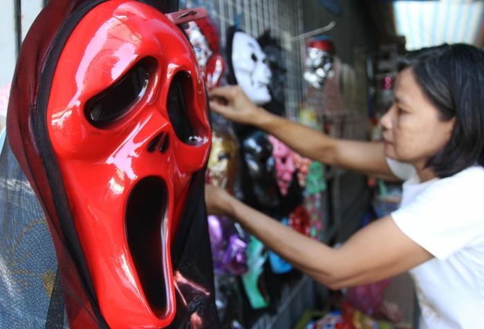 halloween masken scary movie