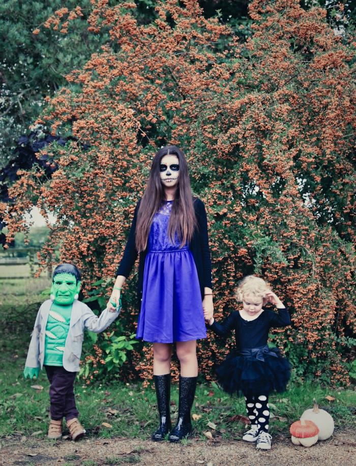 ideen f r halloween organisieren sie eine spannende halloween kinderparty. Black Bedroom Furniture Sets. Home Design Ideas