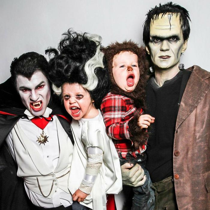 halloween party ideen kostüme ideen festliche stimmung