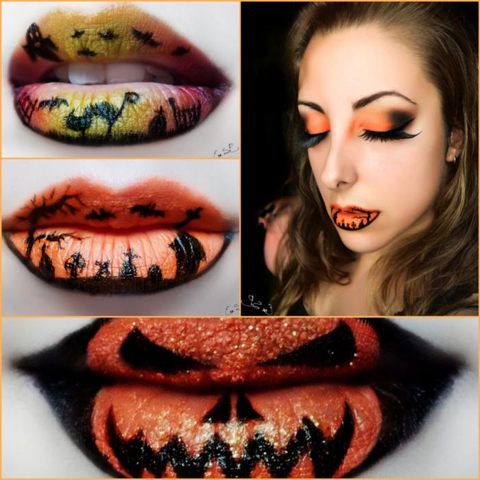 halloween schminktipps von der spanischen maskenbildnerin. Black Bedroom Furniture Sets. Home Design Ideas