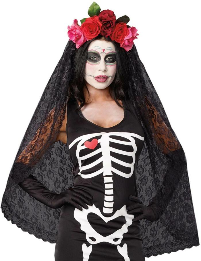 halloween ursprung halloween kostüme knochen