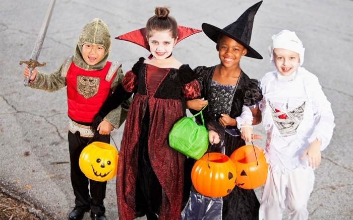 halloween verkleidung ideen kinder kostüme lifestyle