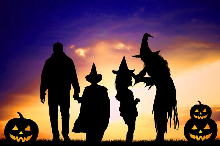 halloween verkleidung ideen passendes kostüm auswählen