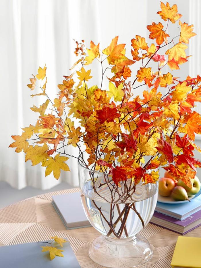 Dekoideen Herbst - Bringen Sie den Herbst nach Hause!