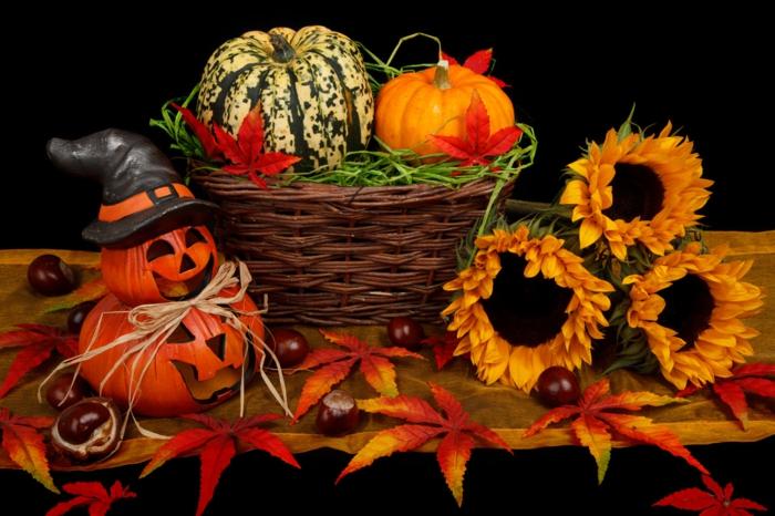 40 Dekoideen Herbst: Basteln Sie Mit Den Gaben Der Natur Wunderschone Herbstdeko Ideen Fur Ihr Zuhause