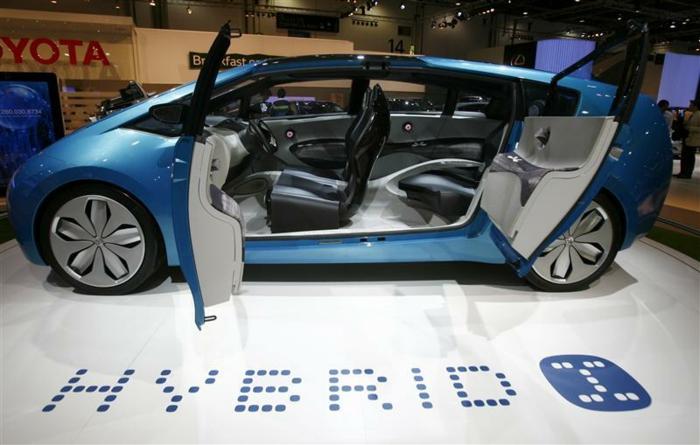 hybridauto Toyota Hybrid I