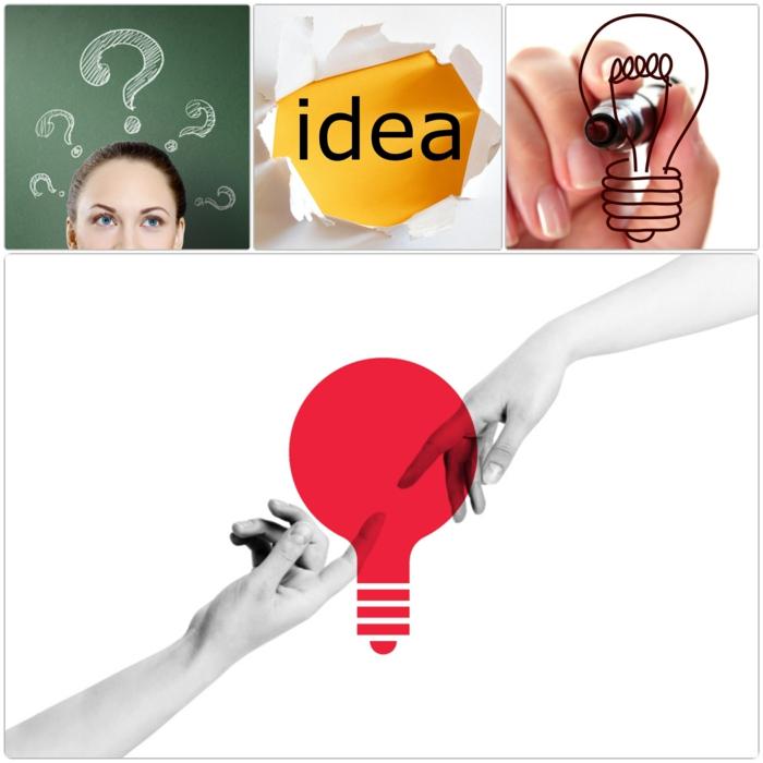 idee creativ wie finde ich frische ideen tipps