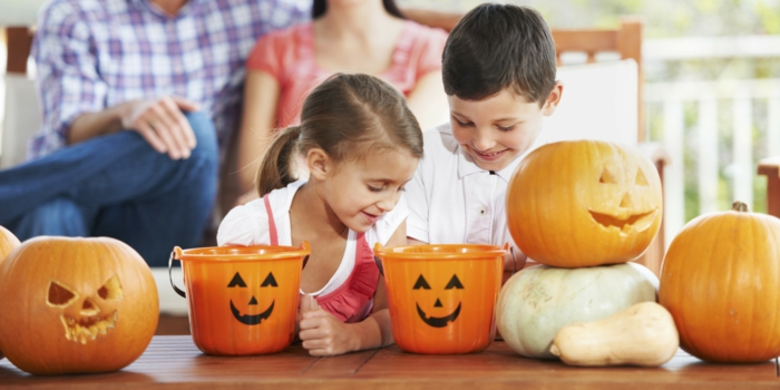 halloween party ideen kinder eltern zusammen