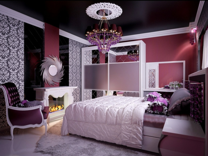Gut Ideen F R Schlafzimmer Wie Gestaltet Man Die Decke Im Elegant Modern  Bedroom Ideas With Fresh Color Nuance