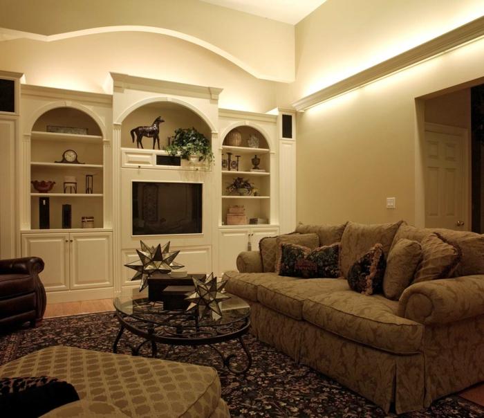 warum sollten sie sich f r indirekte beleuchtung entscheiden. Black Bedroom Furniture Sets. Home Design Ideas