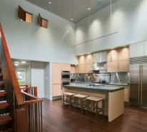 Küchenbeleuchtung Ideen led küchenbeleuchtung - funktional und umweltschonend die küche