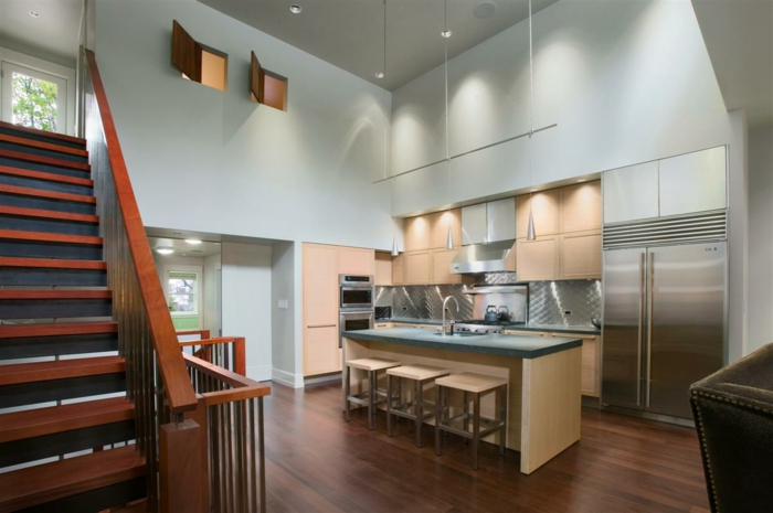 Küchenbeleuchtung Ideen Led Deckenleuchten Pendelleuchten