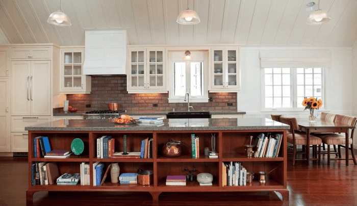 Ist die kücheninsel ein muss 30 küchen mit kochinsel als inspiration
