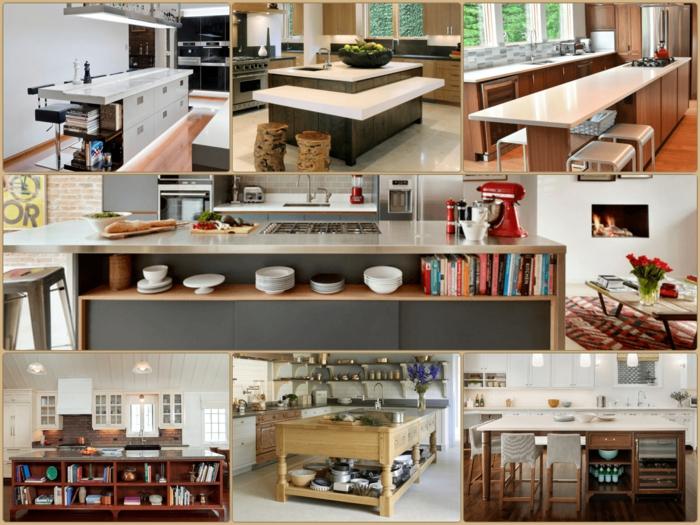 kücheninsel küche mit kochinsel gestalten