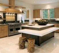 werbung - Moderne Kochinsel