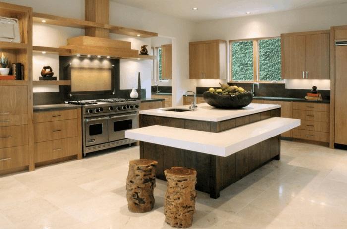 Ist die Kücheninsel ein Muss? - 30 Küchen mit Kochinsel als ...